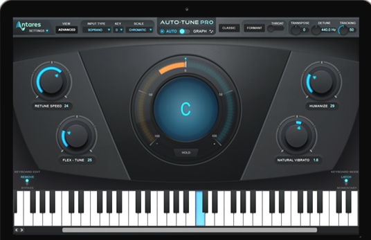 Waves Tune Real-Time